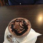 Ferro roche ice cream