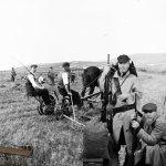 Greenscreen - Rebels on way to 1916 uprising-at Cobh Pastimes