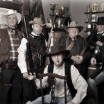 Cobh Pastimes Saloon Bar-mean hombres at Smiffy's Saloon Bar