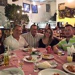 Almoço com meus amigos de Londrina