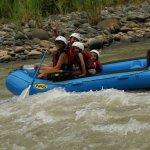 Rolling down the Sevegre River