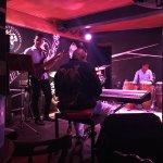 Beautiful Sunday night in Havana at La Zorra y el Cuervo!