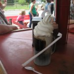 awesome rootbeer float