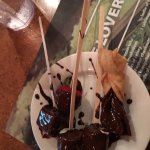 The dessert bar - delicious