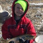 Blue Mesa Fishing Foto