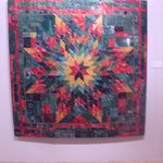 intricate quilt