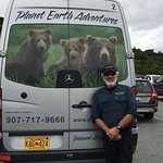 Albert Marquez with Planet Earth Adventures