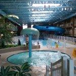 Wonderful pool and waterpark