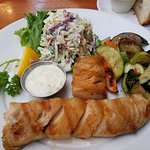 Sablefish or butterfish grilled was great!
