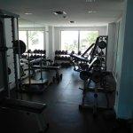 Cliff: Gym