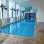 Cliff: Indoor pool