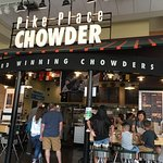 Photo of Pike Place Chowder