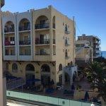 Photo de Litsa's Lefkoniko Beach Hotel