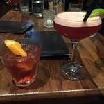 Some of the best drinks I've had! The Negroni and the Pretty Little Liar were superb.
