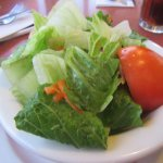 Salad, Margies's Diner, Paso Robles, Ca
