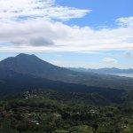 Mount Batur!