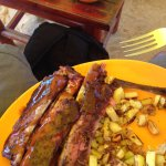 Best ribs I have tasted. Eat your heart out Frank Underwood!