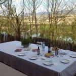 Cata Luxury visit en Balcón del Ebro