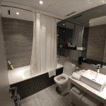 Bathroom for normal smart room hotel