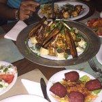 Sultans Feast & Tavuk Sis