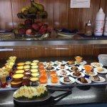 Buffet postres/ Buffet desserts