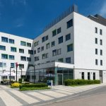 Foto van Holiday Inn Express Warsaw Airport