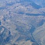 Vista aérea del Pas de la Casa