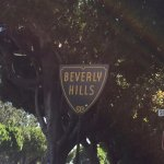 Entrance to Beverley Hills