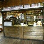 bar przy wejściu