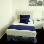 Habitacion con camas twin