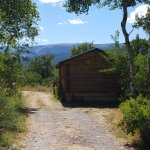 Glacier Trailhead Cabins Foto