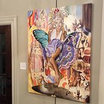Must see Oksana Fine Art Gallery!