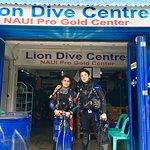 Photo de Lion Dive Centre