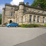 Willersley Castle Hotel
