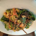 Broccoli salad. Fantastic