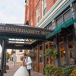 Foto de The Blennerhassett Hotel