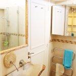 Bathroom in Villa Monte e Mar