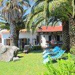 Outside area Villa Cascais