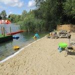 Fab fun at Aquapark near Theale, Berks