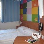 Photo de B&B Hotel Nuernberg-City