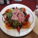Салат. половина порции