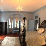 Living room & bedroom