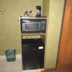 Krups Coffee maker, Microwave, Refrigerator, Best Western Plus Black Oak, Paso Robles, CA