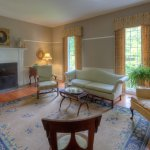 Parlor, where guests relax