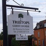 Treetops Guest House Foto