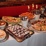 Cena ladina del giovedì - buffet dei dolci