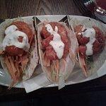 Tacos at M.J. O'Connor's Pub
