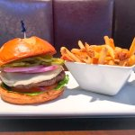 The world-famous Burger Day every Tuesday!