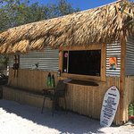 San Flea Tiki hut