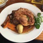 Amazing roast beef!